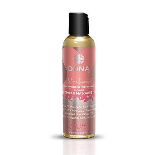 Dona Kissable Massage Oil - Aphrodisiac &...