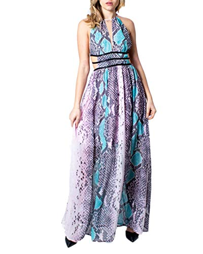 Guess Vivienne Dress Vestito, Multicolore, XL Donna