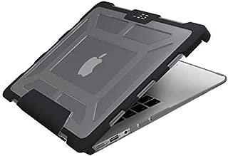 URBAN ARMOR GEAR UAG Macbook Air 13-inch (2010-2017) (A1369 & A1466) Feather-Light Rugged [Ash] Military Drop Tested Laptop Case