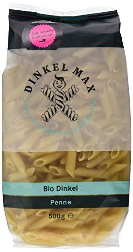 Dinkel Max Penne Bio, 1 Pack (1 x 500 g)