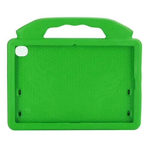 10,8-Zoll-Eva-Schutzhülle für Hua-wei Mediapad M5 M6, robuste stoßfeste Hülle für Kindertabletten, Umweltschutzmaterial(Grün)