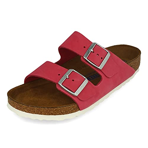 Birkenstock Damen 1018628_36 Slides, pink, EU thumbnail