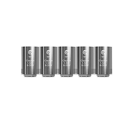 Joyetech Cubis BF NI/TI/SS316/Clapton Verdampferköpfe 0.5/0.6/1.0/1.5 Ohm , Zubehör/Widerstand:1.5 Ohm- 5er Pack (1.5 ohm)