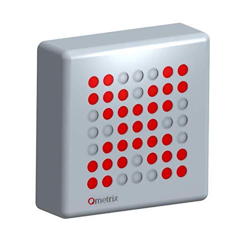 Einlasskontrolle Ampel Signal Kundenzutritt Shop Rot Grün 1 Fernsteuerungen Akku Ladegerät 4 Saugnäpfe