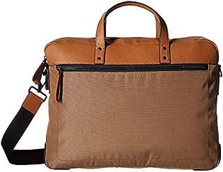 Men's Haskell Double Zip Briefcase