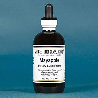 Pure Herbs, Ltd. Mayapple/Mandrake (4 oz.)