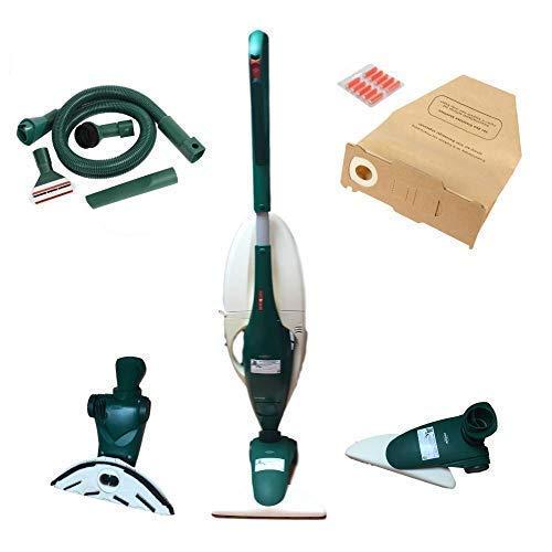 Vorwerk Kobold VK 131 speziell für Laminat, Fliesen, PVC, kurzer Teppich