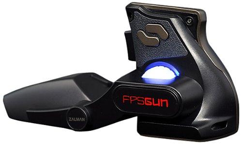 Zalman Mouse Fg1000 Programmable Up to 2000Dpi USB Port Black