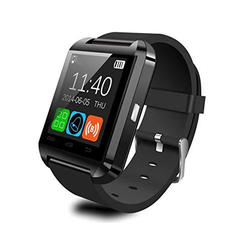 Blaupunkt BLP5160 Smartwatch, Bluetooth, compatibel met iPhone en Android, smartwatch met touchscreen