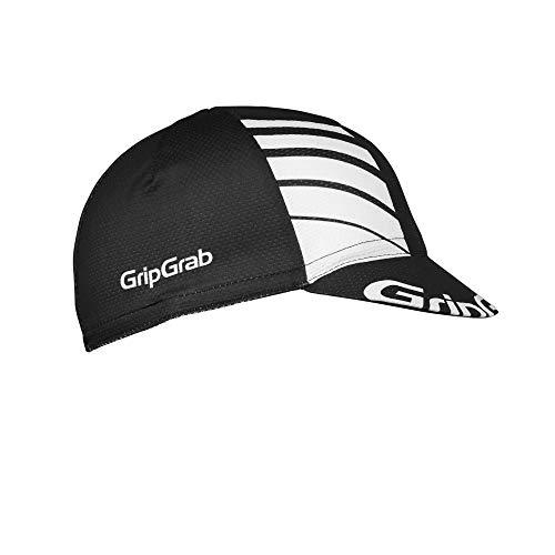 GripGrab Leichte Sommer Cycling Cap UV Schutz Fahrrad Unterhelm Mütze Retro Radsport Mesh Fliegenschutz Fahrradmütze