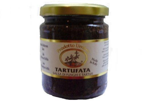 黒トリュフペースト 「タルトゥファータ」 180g【Tartufi bianconi】