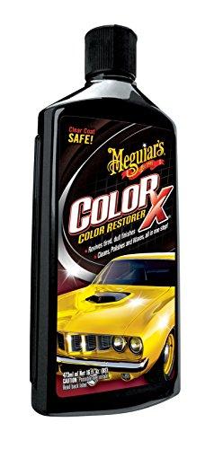 Meguiar 's 6133Colorx Polish - Restaurador abrasivo para Colores