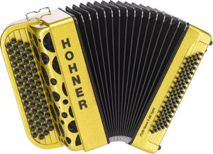 HOHNER Fun Nova II 80 light Akkordeon B-Griff