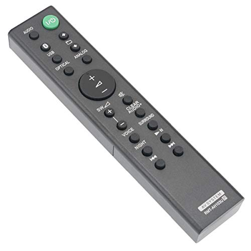 SANON Telecomando per Soundbar So-Ny Ht-Ct80 Sa-Ct80 Htct80 Sact80 Ss-Wct80 Rmt-Ah103u