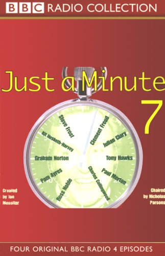 Just a Minute 7 audiobook cover art
