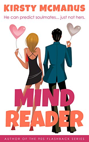 Mind Reader by [Kirsty McManus]