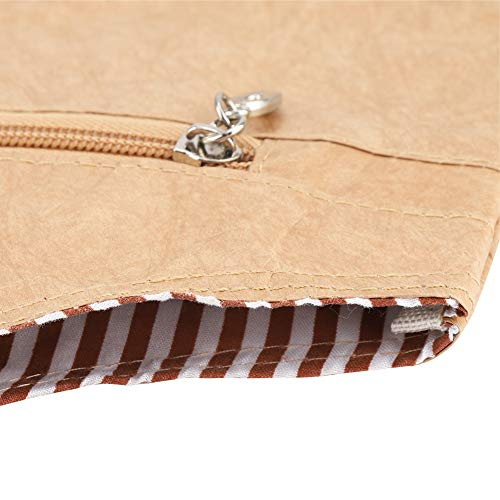 Bolsa de tejer a prueba de agua para amantes del bricolaje Mantiene el hilo y el tejido organizados...