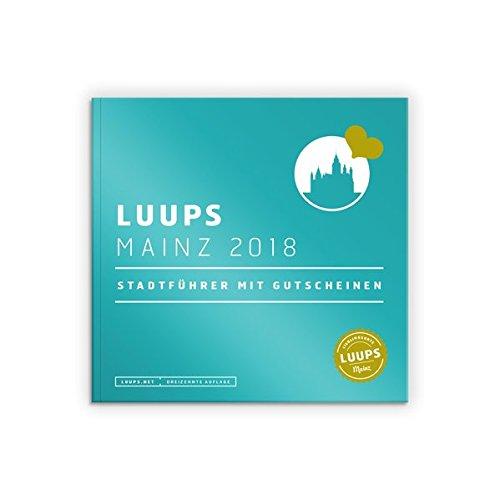 LUUPS Mainz 2018: Stadtführer mit Gutscheinen