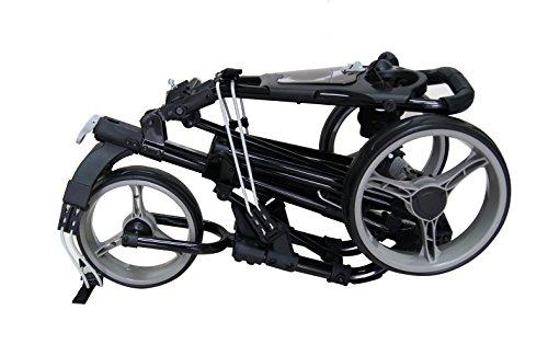 Qwik-Fold 3-Rad-Golftrolley - 2
