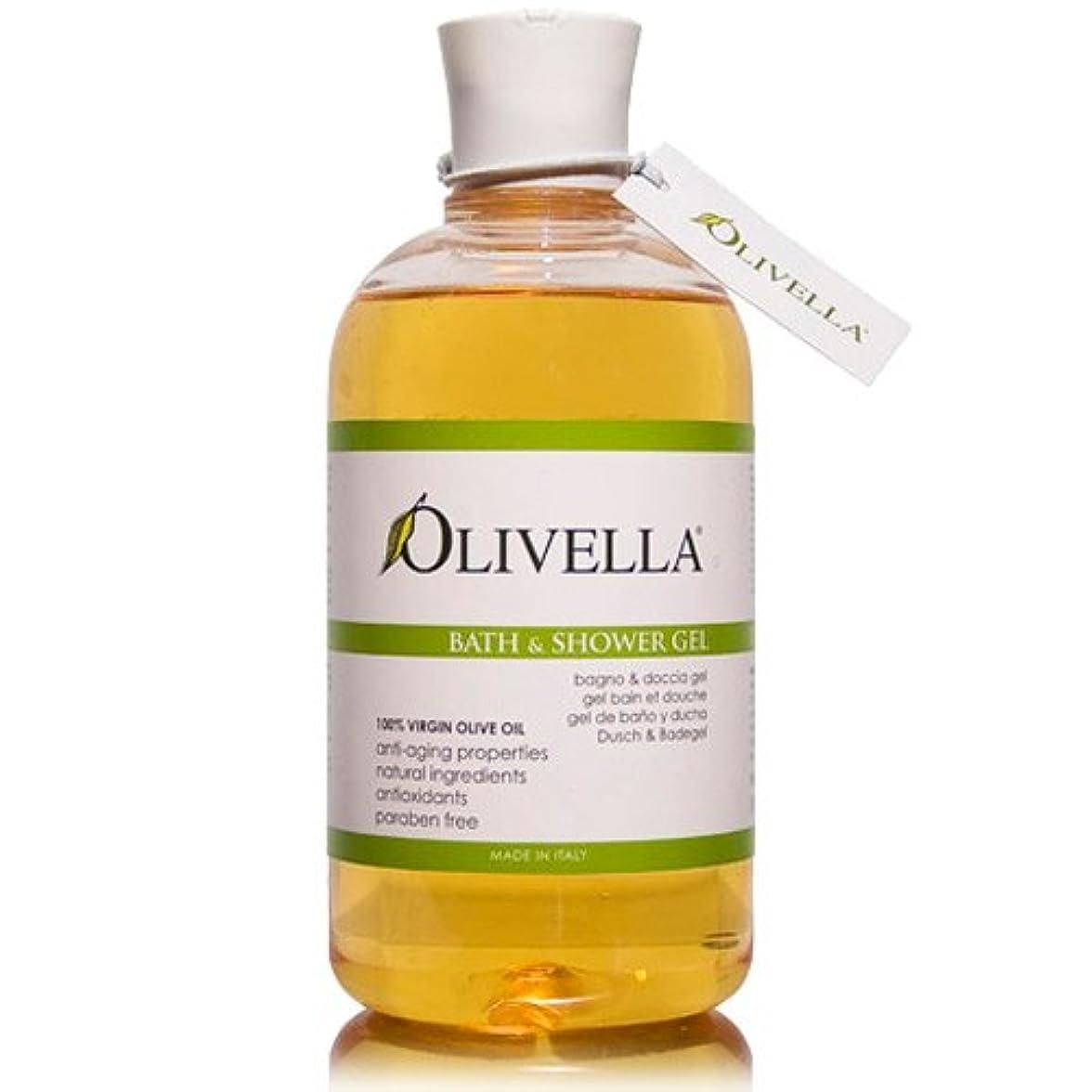 熱意系統的顕現Olivella Olive Oil Bath & Shower Gel Original/Classic 16.9 oz. / 500 ml (並行輸入品)