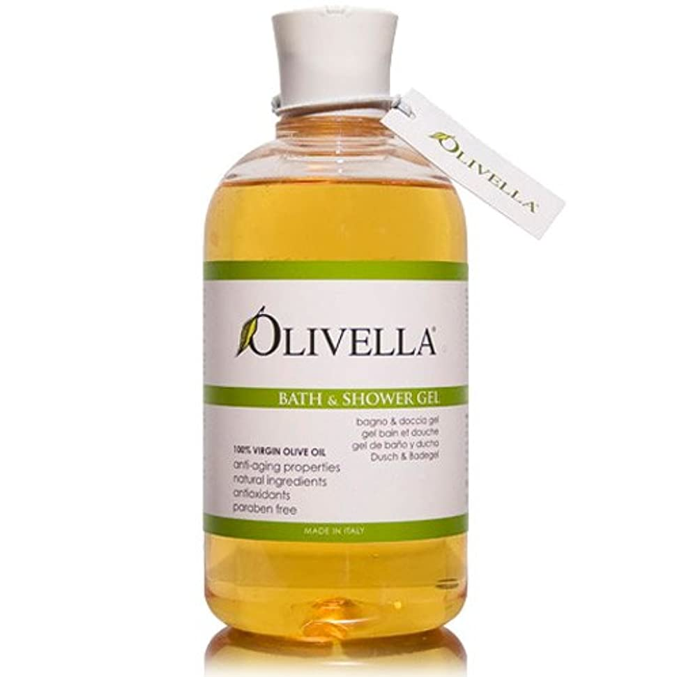 刺す誘惑病弱Olivella Olive Oil Bath & Shower Gel Original/Classic 16.9 oz. / 500 ml (並行輸入品)