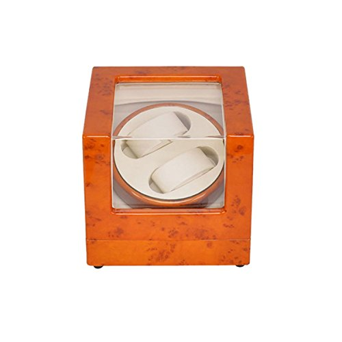 Preisvergleich Produktbild XY-QXZB Holz Maschinen Uhrenbeweger Box,  mechanischer Drehtisch Box,  Video-Aufbewahrungsbehälter,  Motor Tabelle Box,  2 + 0 Position