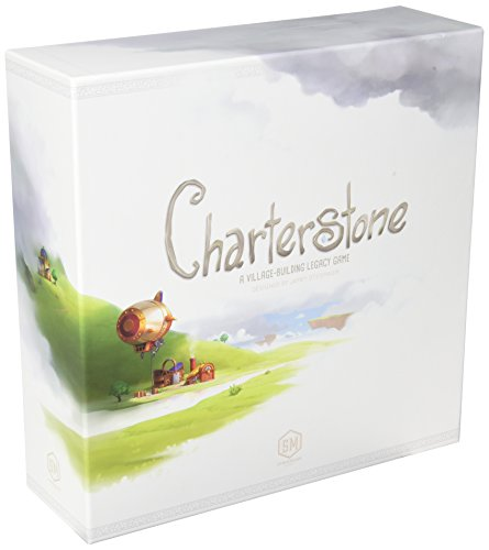 stonemaier Spiele stm700 charterstone Board Game
