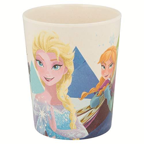 Stor Bambu Becher, 270 ml, Frozen Best of Disney, mehrfarbig ST-01334