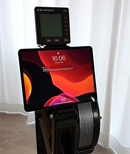 Generisch Concept2 Model D PM5 iPad 12.9 Tablet Halterung Telefonhalterung