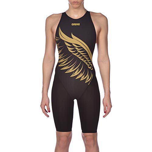 ARENA Damen Powerskin Carbon Flex Vx Fbsl Open Back Racing Swimsuit Badeanzug, Sarah Sjostrom, 30