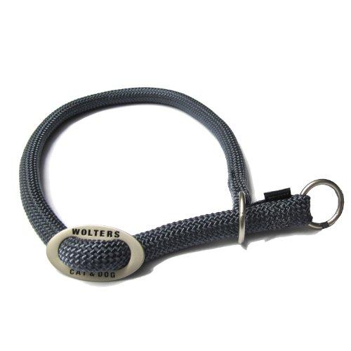 Wolters | Schlupfhalsband K2 in Graphit | L 45 - 55 x B 1,3 cm