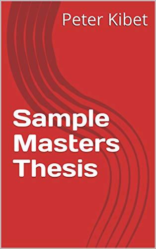 Masters education thesis sample resume writing site uk