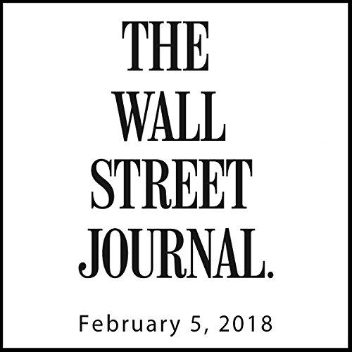 February 05, 2018 copertina