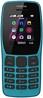 Nokia 110 Dual SIM (Blue)