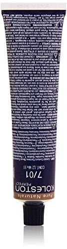 Wella Professionals Koleston 7/ 01 mittel blond nat.asch, 1er Pack (1 x 60 ml)