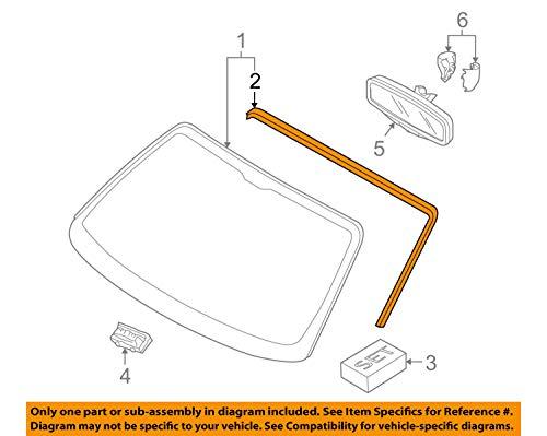 997-541-901-09 2005-2013 Porsche 911 Seal