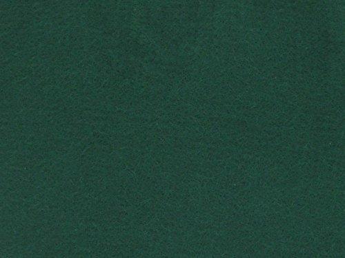 Dalston Mill Fabrics–Fieltro acrílico Tela por Metro, 147cm de Ancho, 1m de Longitud, Holly
