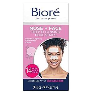 Bioré Nose and Face Strips