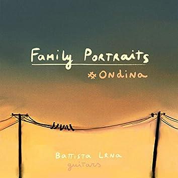 Family Portraits # Ondina