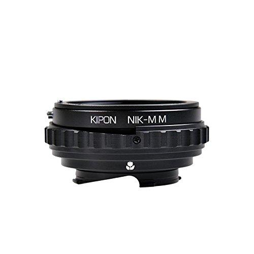 Kipon AF Adapter zur Nutzung von Leica 39 Objektiven an MFT Kameras