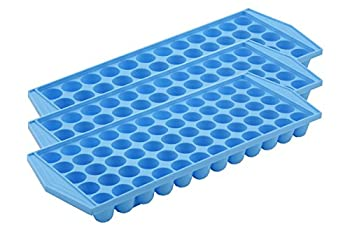 Arrow Home Products Arrow 60 Cube Ice Tray  3 Pack ,Blue