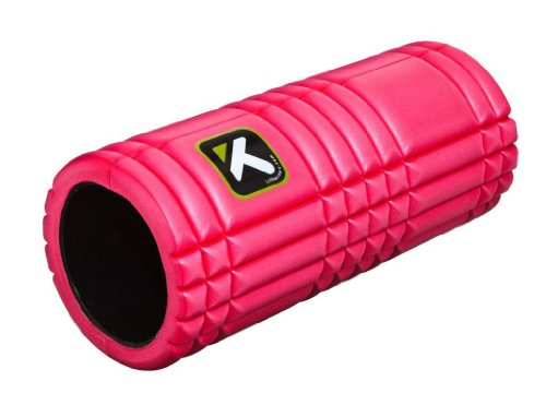 Trigger Point 'The Grid' Foam Roller - Pink