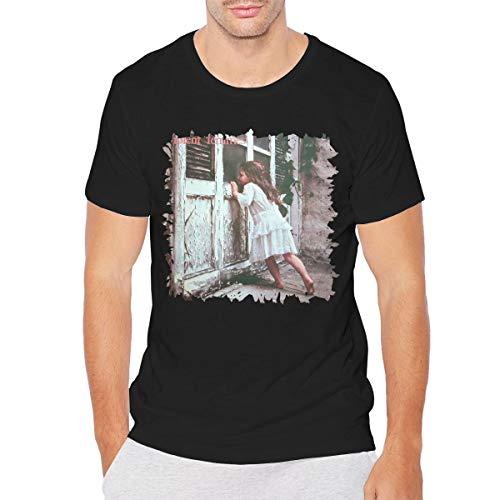 Nanadang Violent Femmes Men's Short Sleeve Summer Fashion Round Neck Tshirt Casual Black 3XL