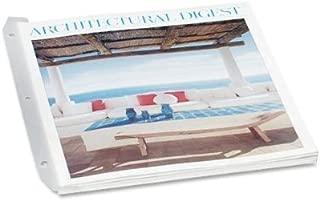 BAUJT9000 - Baumgartens 3 Ring Magazine/Catalog Organizer Strips