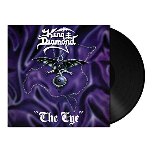 King Diamond: The Eye (Ltd.Black Vinyl) [Vinyl LP] (Vinyl (Limited Edition))