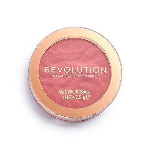 Makeup Revolution Blusher Reloaded Blush, Rose Kiss, Blush Makeup Palette for All Skin Types, Face Blush Palette for Glam Makeup Look, Flawless Revolution Makeup for Skin Blush