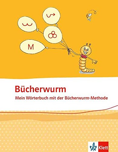 Bücherwurm: Wörterbuch Klasse 1-4