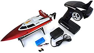 FT007 High Speed Fast RC Racing Boat 4-Channel 2.4Ghz
