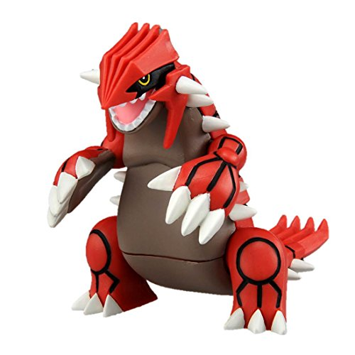 Unbekannt Pokemon Monster Collection Moncolle EX EHP_08 Groudon