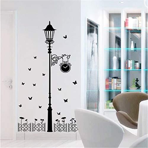 Pegatinas de pared con diseño de mariposas, para sala de estar, dormitorio, sofá, decoración del hogar